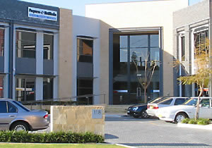 Prepress NetMedia Training Centre building